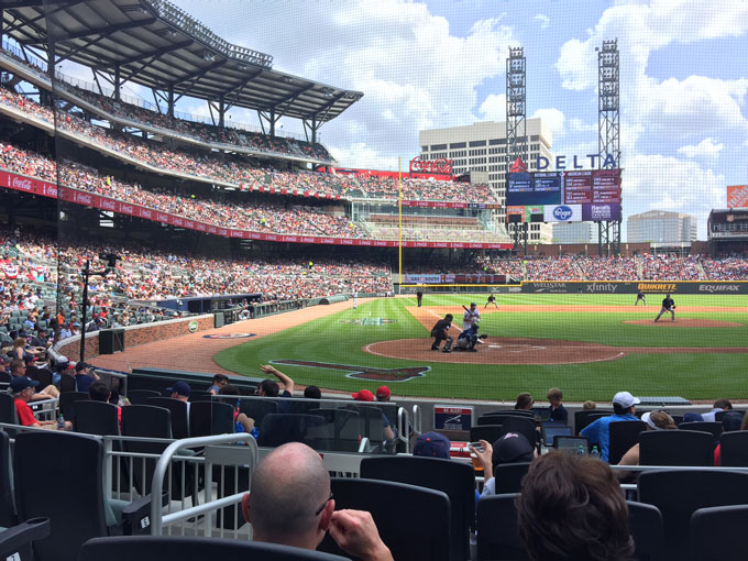 Take Me Out to the Braves Game