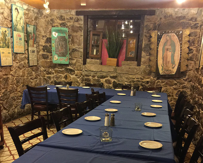 The Nation's Oldest Mexican Restaurant