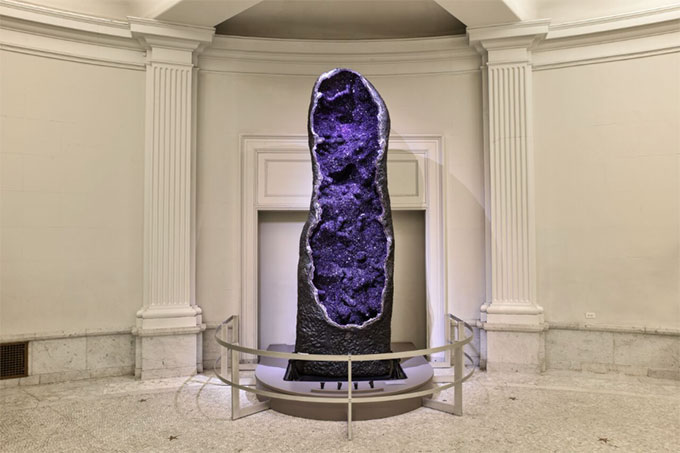 American Museum of Natural History to Design All-New Halls of Gems and Minerals
