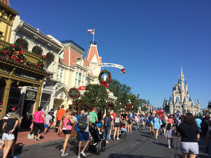 Welcoming the Season at Walt Disney World