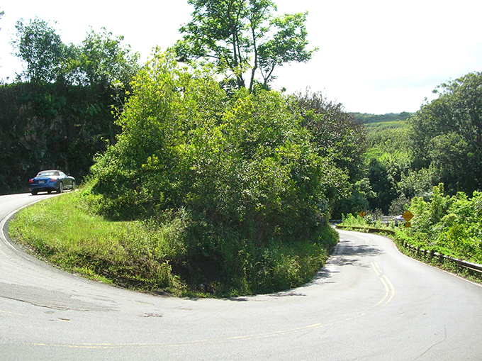 Riding the Road to Hana