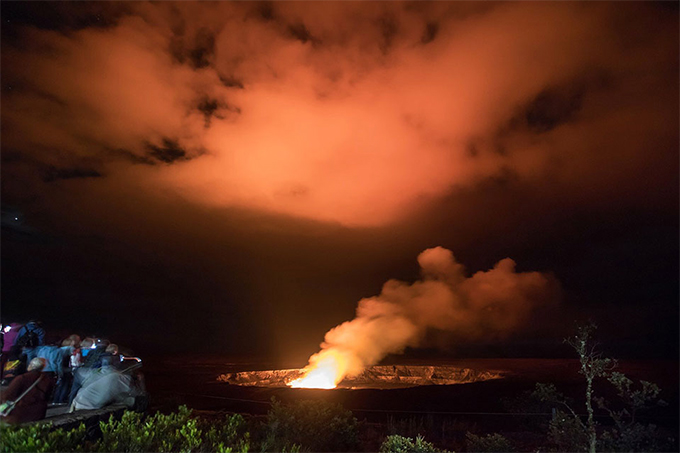 Update on Hawaii's Famous Volcano