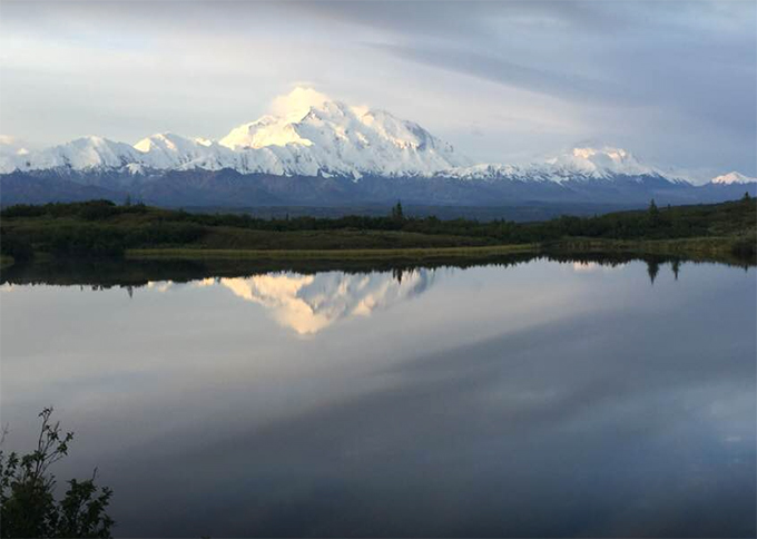 North America's Highest Mountain Peak