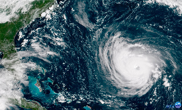 Category 4 Hurricane Florence to Blast Carolinas for Over 24 Hours