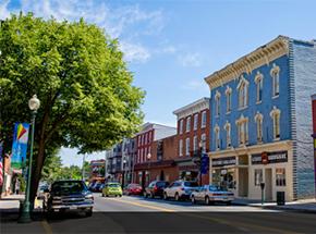 Martinsburg-Berkeley County, West Virginia