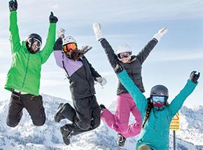 Utah Ski Season Opens