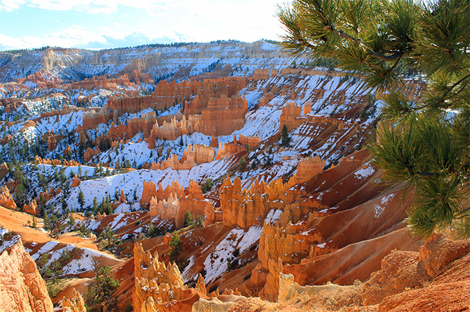 Bryce Canyon Remains Open