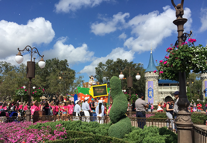 A Magical Street Party on Main Street