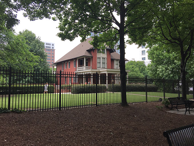 The Margaret Mitchell Historic Home