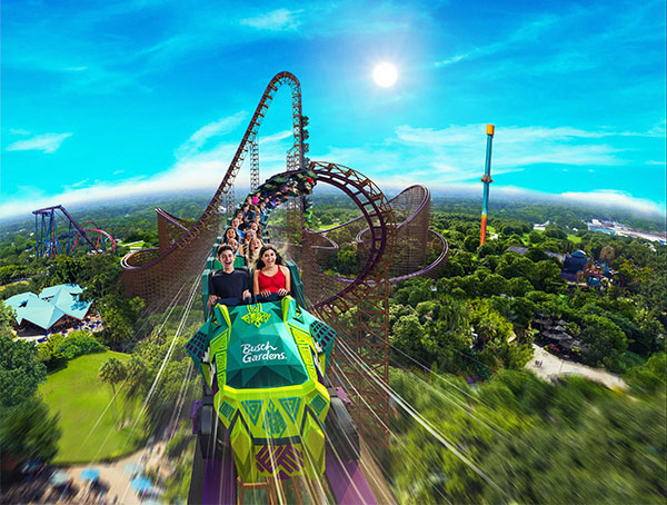 New Thrills Are Coming to SeaWorld and Busch Gardens in 2020
