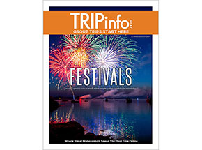 TRIPinfo Digital Magazine Featuring Festivals