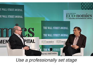 Professional Stage