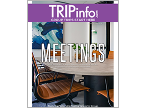 TRIPinfo.com Releases Digital Magazine Featuring Memorable Meeting Sites