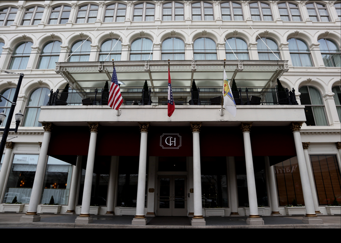 The Historic Capital Hotel is Reopening