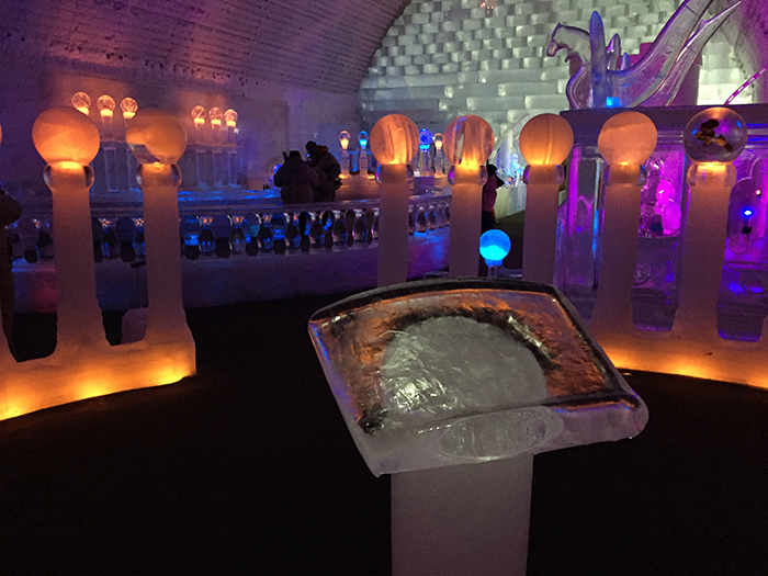 Heart-Warming Ceremony Meets an Icy Reception