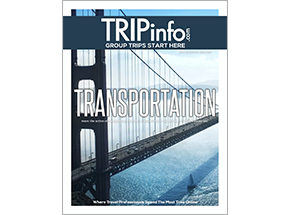 TRIPinfo.com's New Digital Magazine Features Transportation