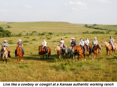 Kansas Group Accommodations
