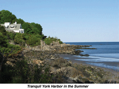 Maine Group Accommodations
