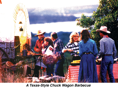 Texas Group Accommodations
