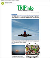 TRIPinfo Weekly Newsletter