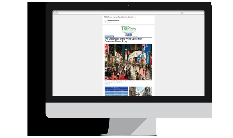 TRIPinfo Newsletter