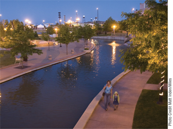 Historic Arkansas Riverwalk