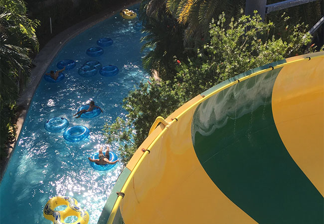 Aquatica, SeaWorld's Water Park