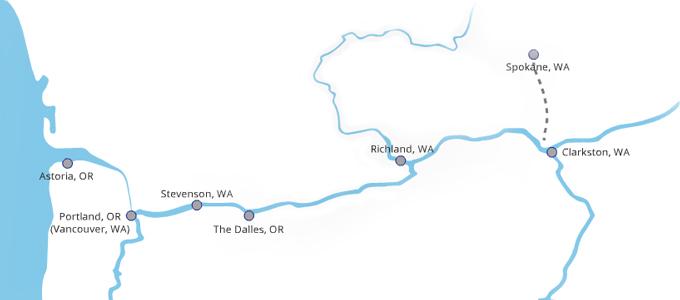 Columbia & Snake Rivers